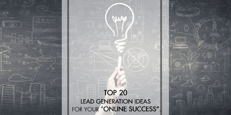 20 lead generation tips
