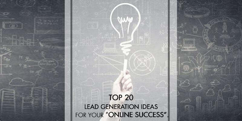 20 lead generation tips