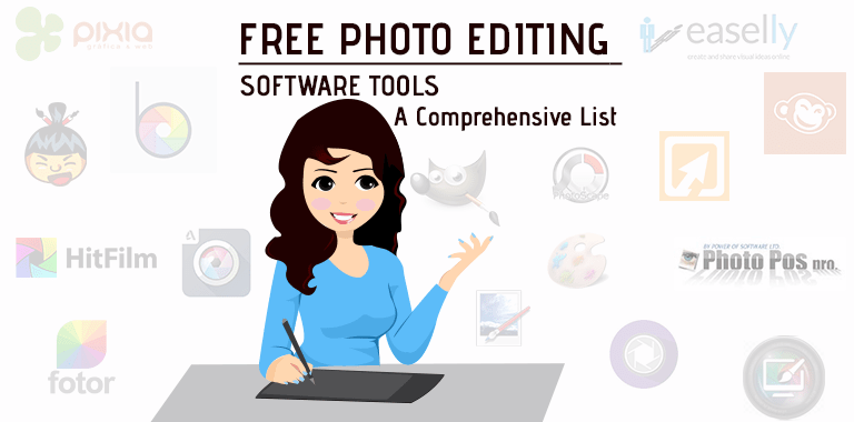 19 Free Photo Editing Software Tools