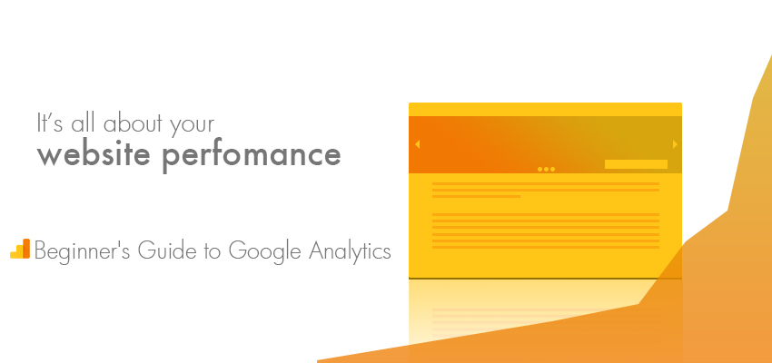 beginners's guide to google analytics
