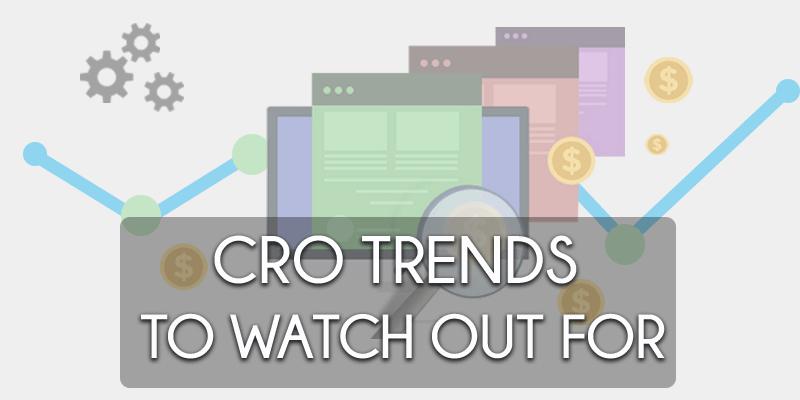 CRO trends