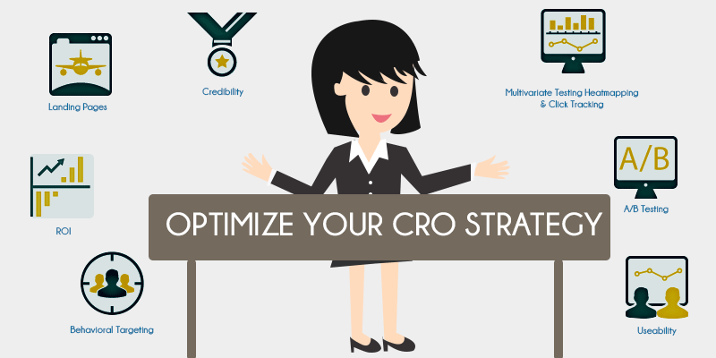 CRO strategy