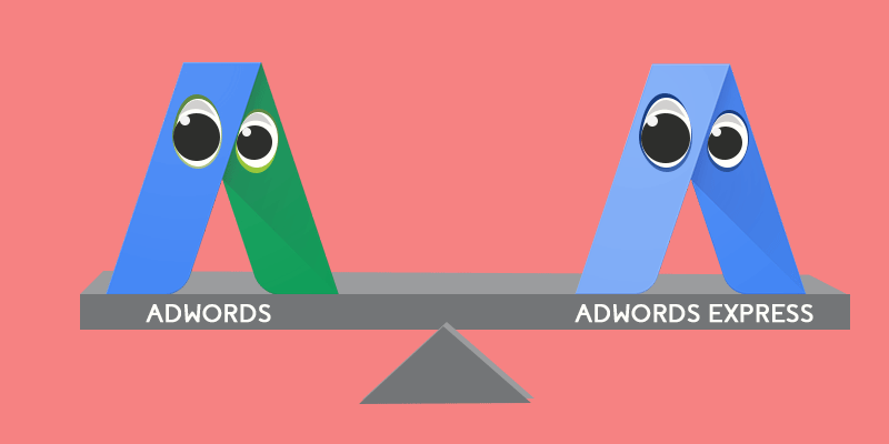 difference between Adwords vs Adwords Express