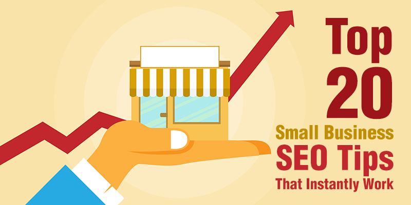 small business seo tips